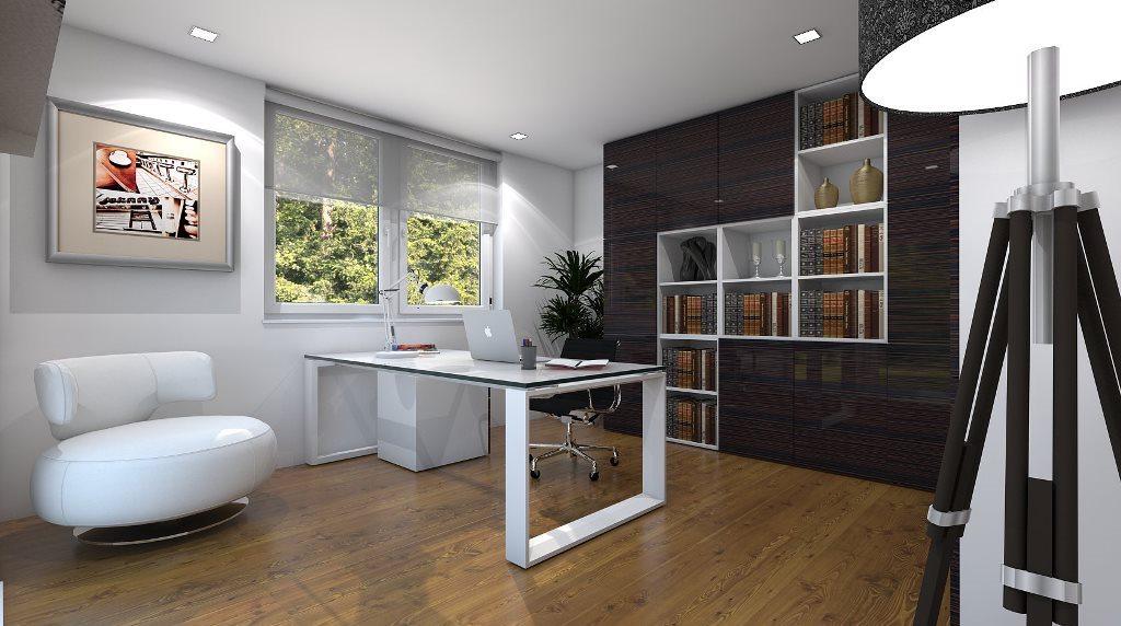 Móveis com design moderno e formas simples compõem o cenário minimalista desejado pelo Feng Shui.