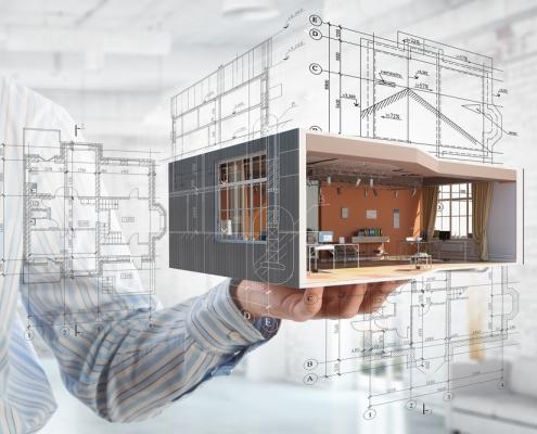 É indispensável a presença de um arquiteto competente em sua obra