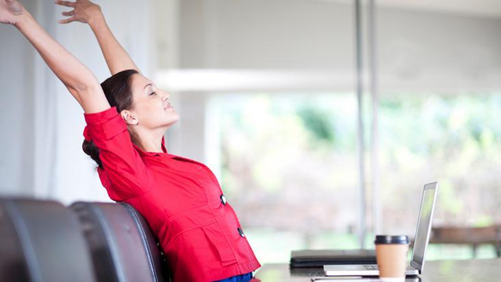 Paisagismo promove o relaxamento