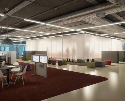 Otimização de ambientes corporativos