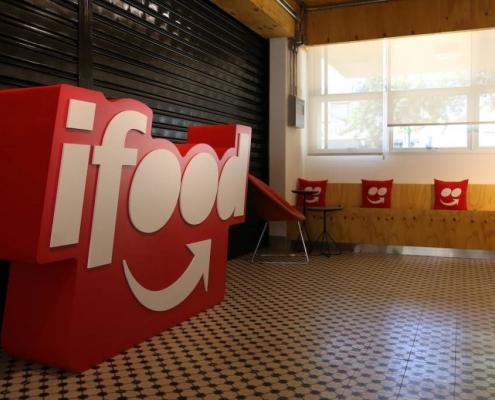 Os incríveis escritórios da IFood