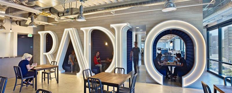 Os escritórios mais incríveis do mundo