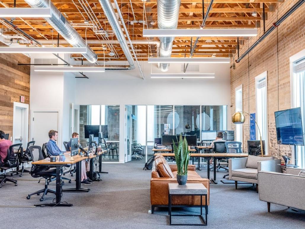 A neuroarquitetura trabalha tendo em vista ambientes projetados pensando no bem-estar e motivação dos funcionários.