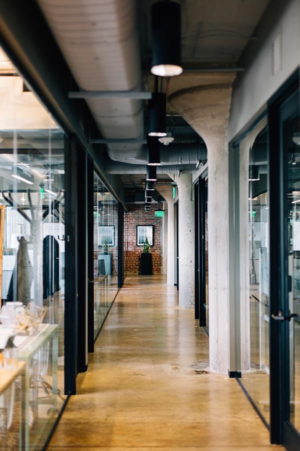 O estilo industrial alia elementos rústico com uma aparência moderna e marcante.