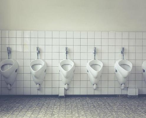 acessórios para banheiros corporativos